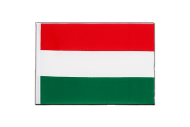 Hungary - Little Flag 6x9""