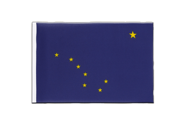 Alaska Little Flag 6x9""