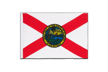 Florida - Little Flag 6x9""