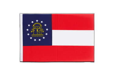 Georgia Little Flag 6x9""