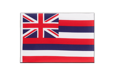Hawaii - Little Flag 6x9""