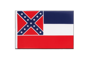 Mississippi - Little Flag 6x9""