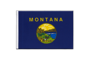 Montana Little Flag 6x9""