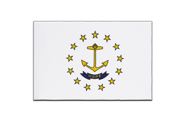 Rhode Island Little Flag 6x9""
