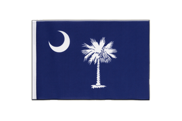 South Carolina Little Flag 6x9""