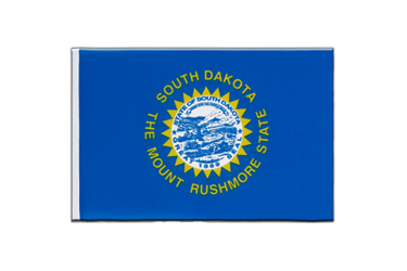 South Dakota Little Flag 6x9""