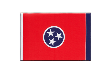 Tennessee - Little Flag 6x9""