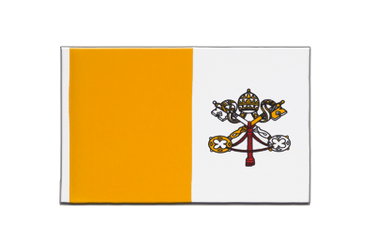Vatican - Little Flag 6x9""