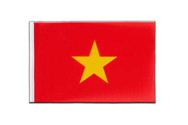 Vietnam Little Flag 6x9""