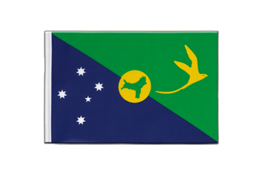 Christmas Island - Little Flag 6x9""