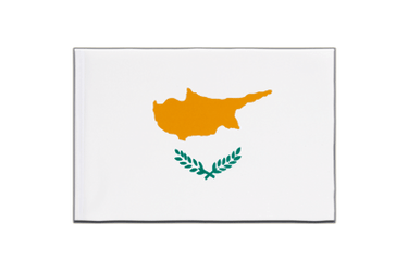 Cyprus - Little Flag 6x9""