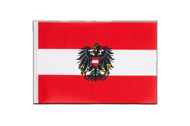 Austria eagle Little Flag 6x9""