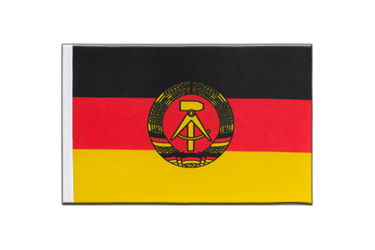 GDR Satin Flag 6x9""