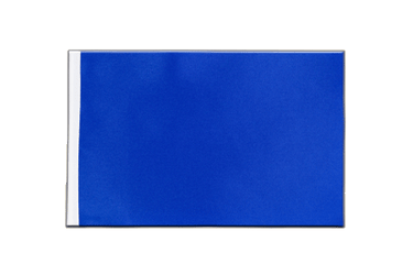 Blue Satin Flag 6x9""