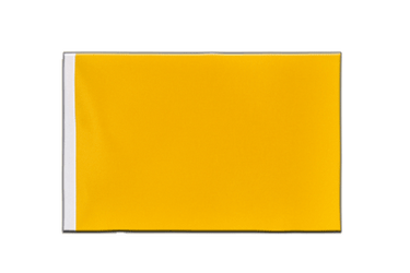 Yellow Satin Flag 6x9""
