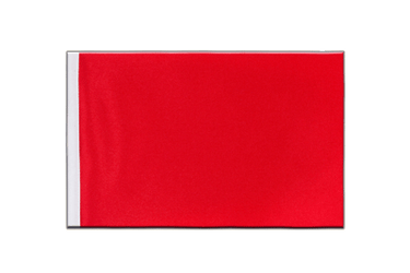 Red Satin Flag 6x9""