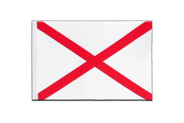 Alabama Satin Flag 6x9""