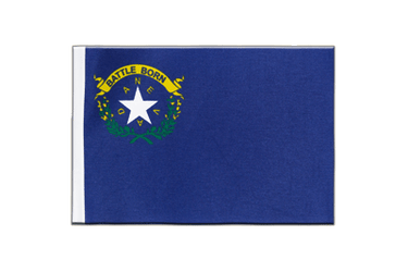 Nevada Satin Flag 6x9""