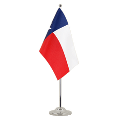 Drapeau de table prestige Texas 15 x 22 cm