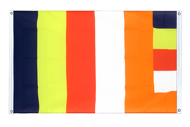 Buddhist Banner Flag 3x5 ft, landscape