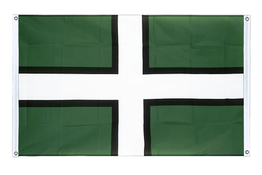 Devon Banner Flag 3x5 ft, landscape