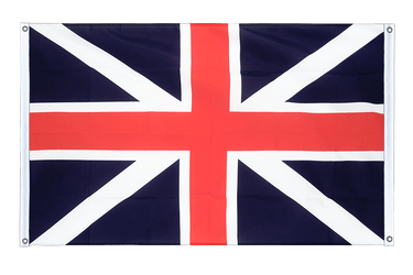 Great Britain Kings Colors 1606 Banner Flag 3x5 ft, landscape