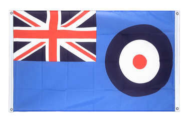Royal Airforce  Banner 3x5 ft, landscape
