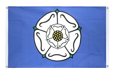 Yorkshire Banner Flag 3x5 ft, landscape