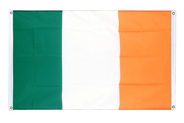 Ireland Banner Flag 3x5 ft, landscape