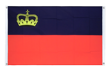 Latvia - Banner Flag 3x5 ft, landscape