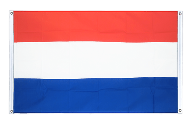 Netherlands Banner Flag 3x5 ft, landscape
