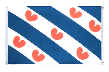Friesland Banner Flag 3x5 ft, landscape