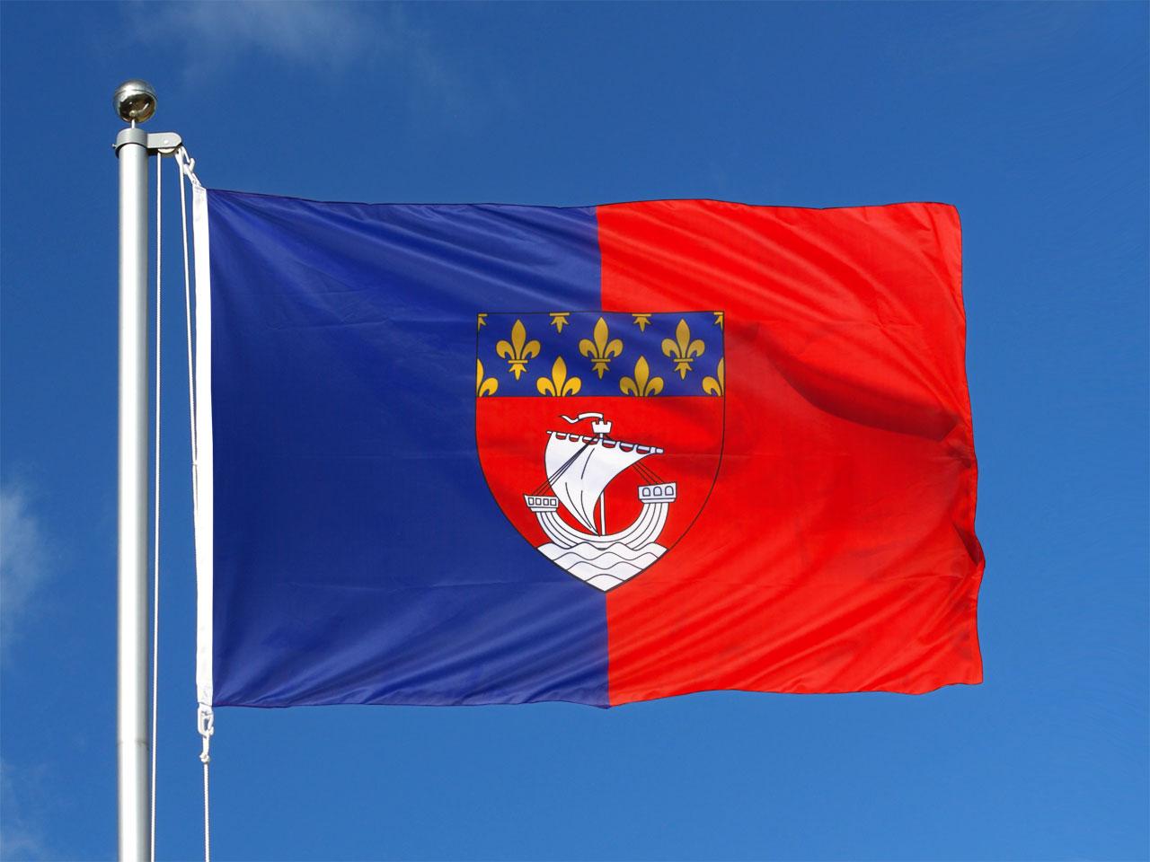 Paris Flagge