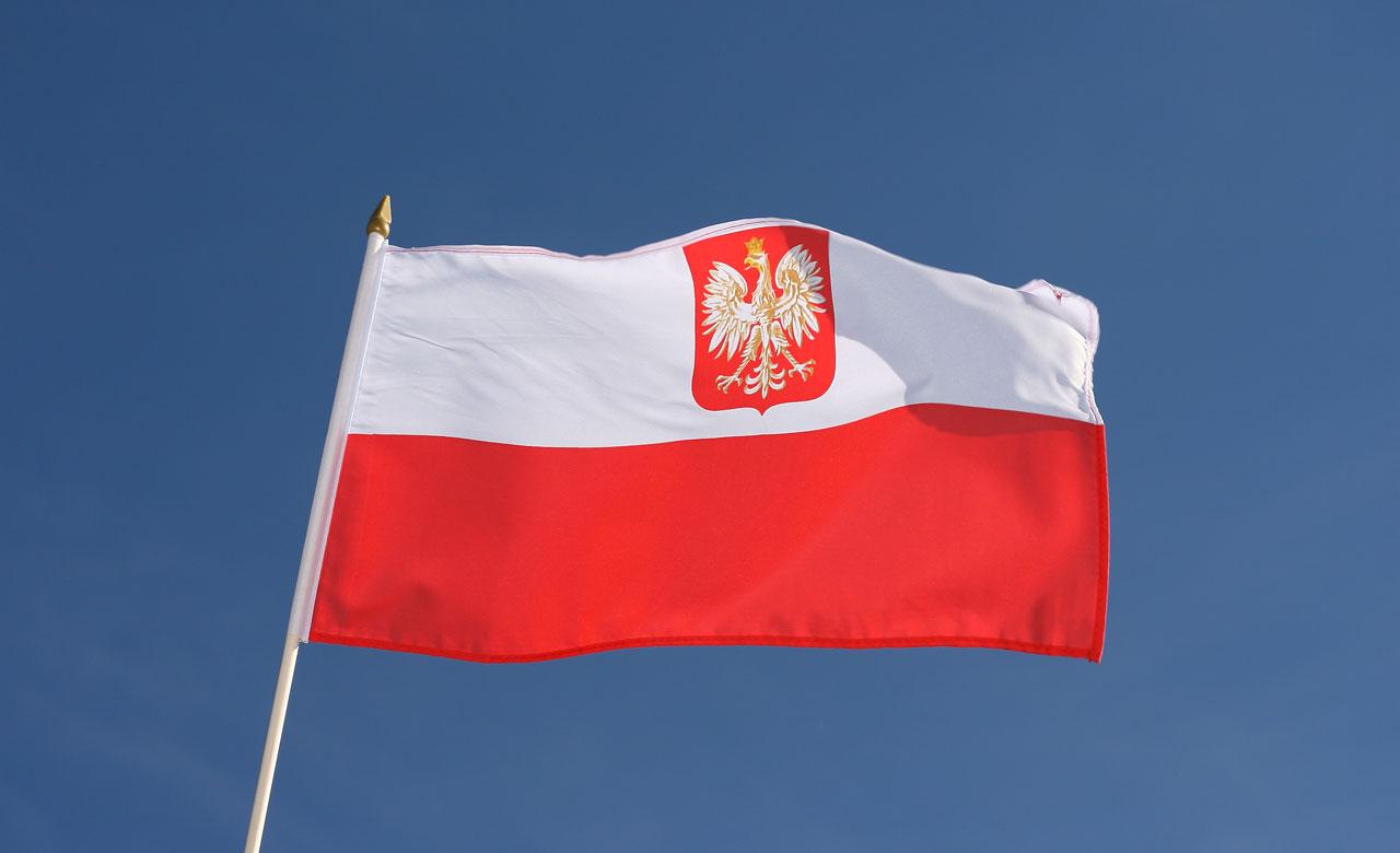 """Résultat de recherche d'images pour """"drapeau polonais"""""""