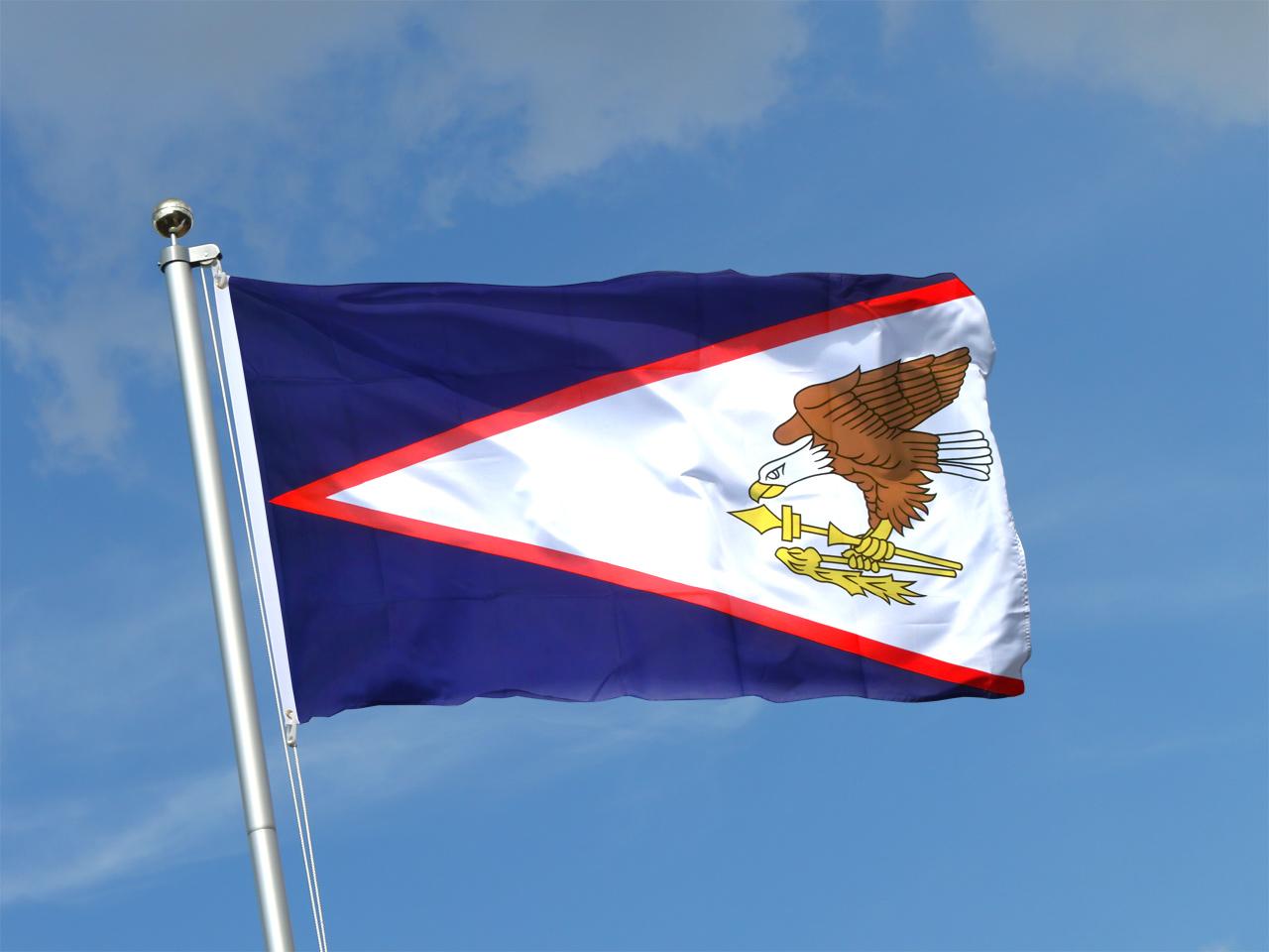 Buy American Samoa Flag  3x5 ft 90x150 cm  RoyalFlags