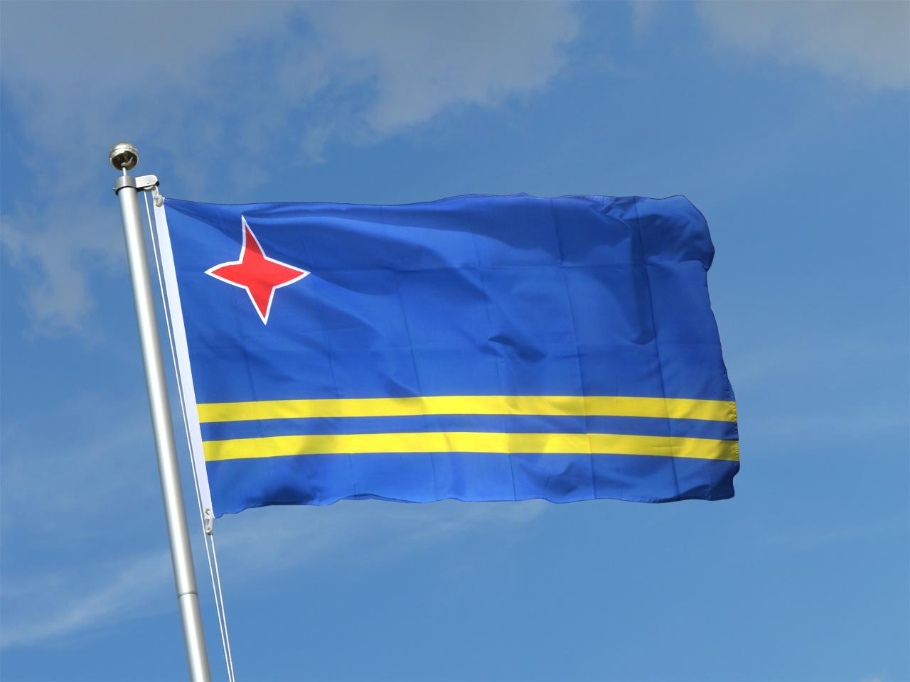 Aruba Flag Buy