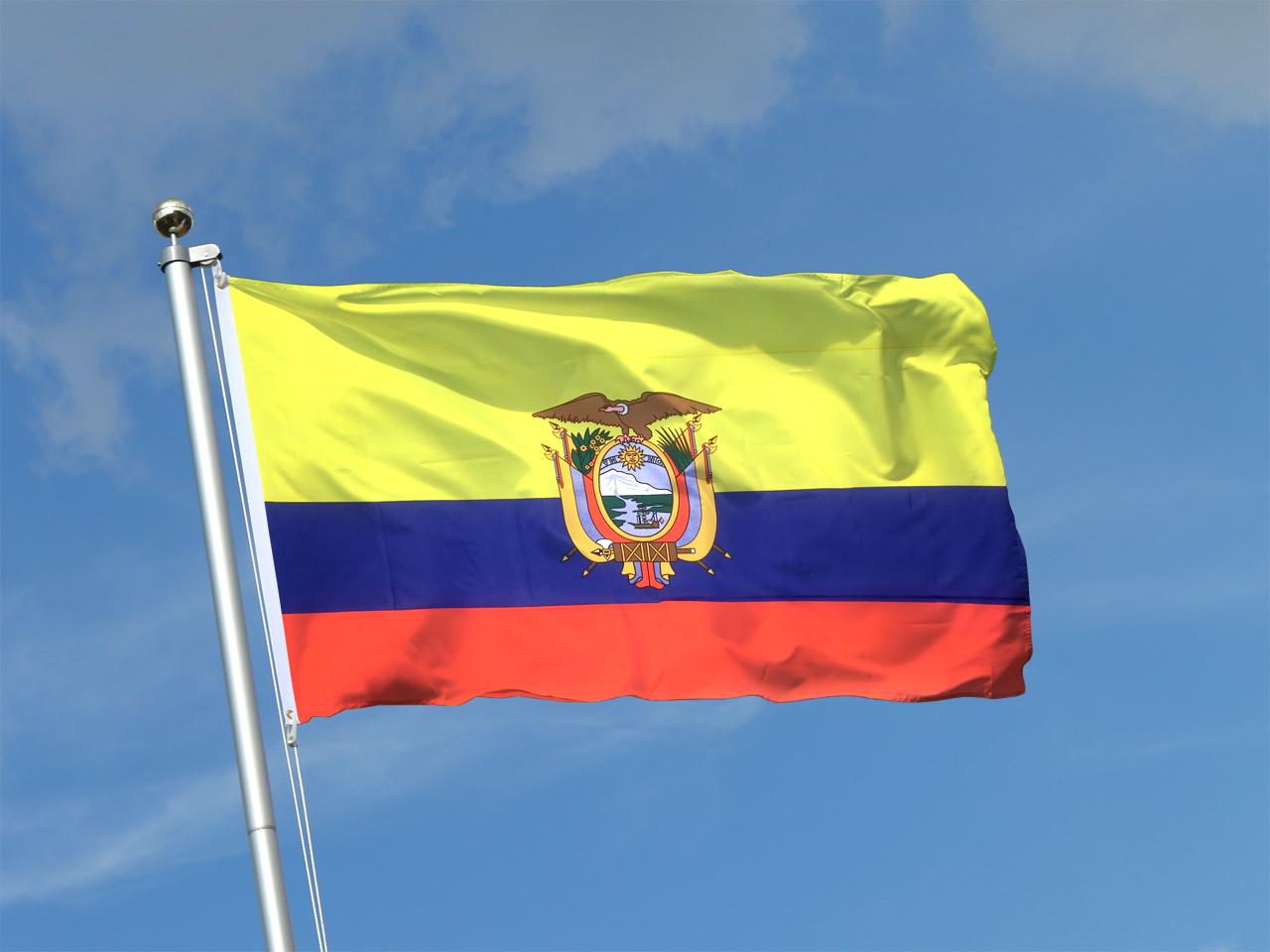 Ecuador X Ft Flag X Cm RoyalFlags - Ecuador flags