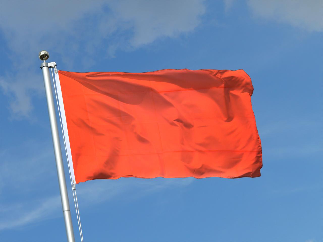 Acheter drapeau rouge 90 x 150 cm monsieur des drapeaux - Drapeau rouge avec drapeau anglais ...