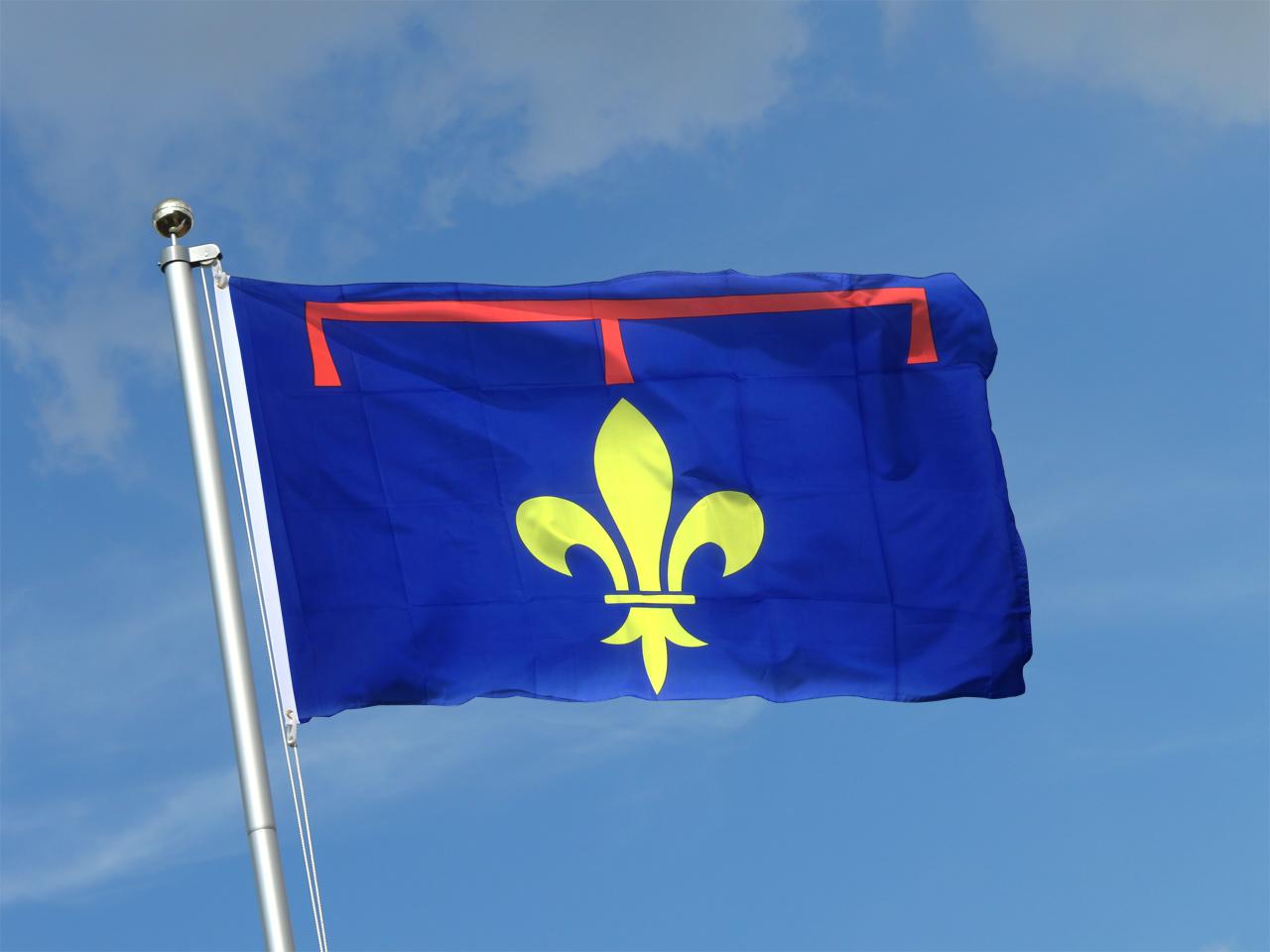 Provence fahne kaufen 90 x 150 cm Dekoration frankreich
