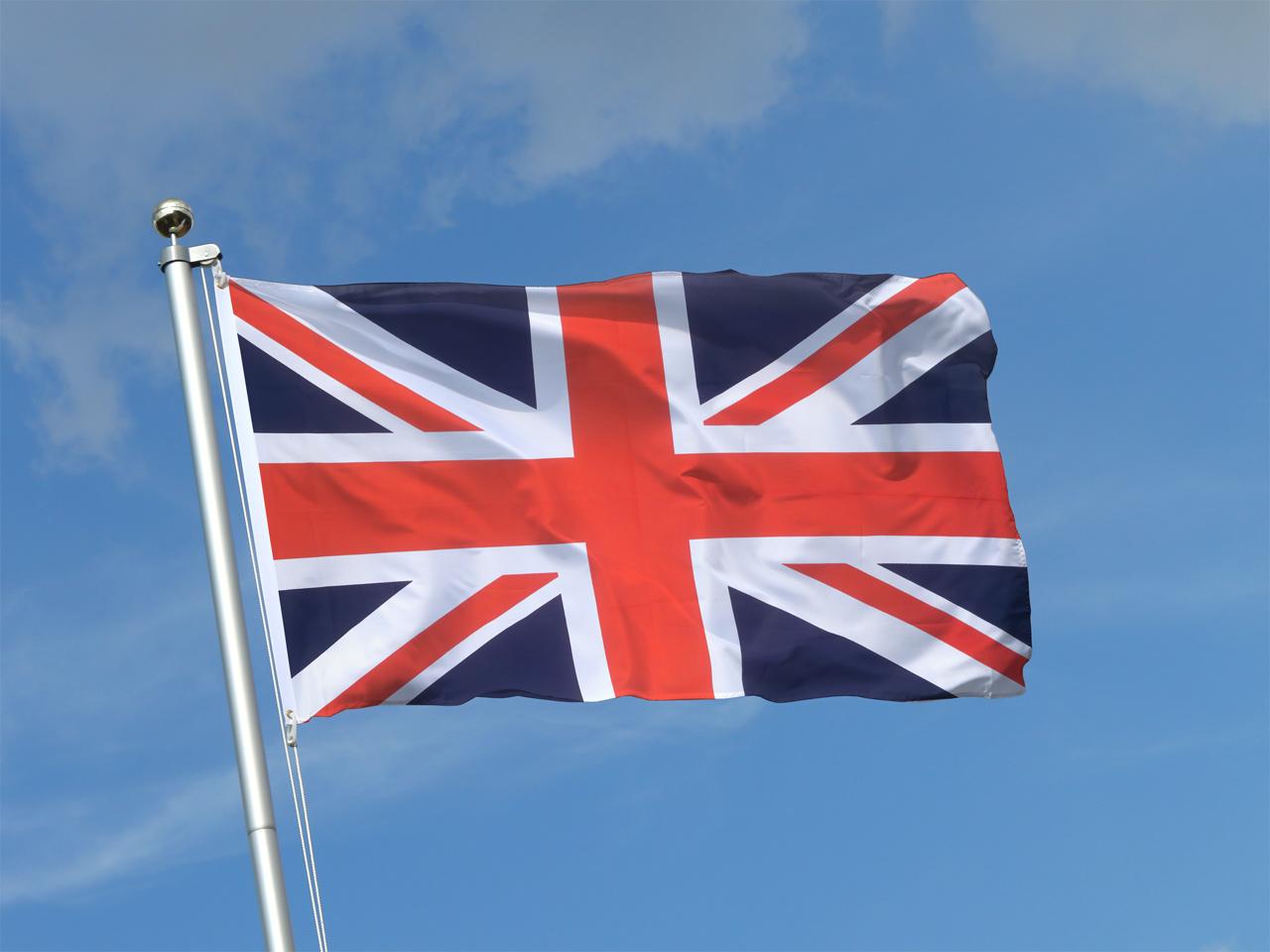 Acheter drapeau anglais 90 x 150 cm boutique de m - Drapeau rouge avec drapeau anglais ...