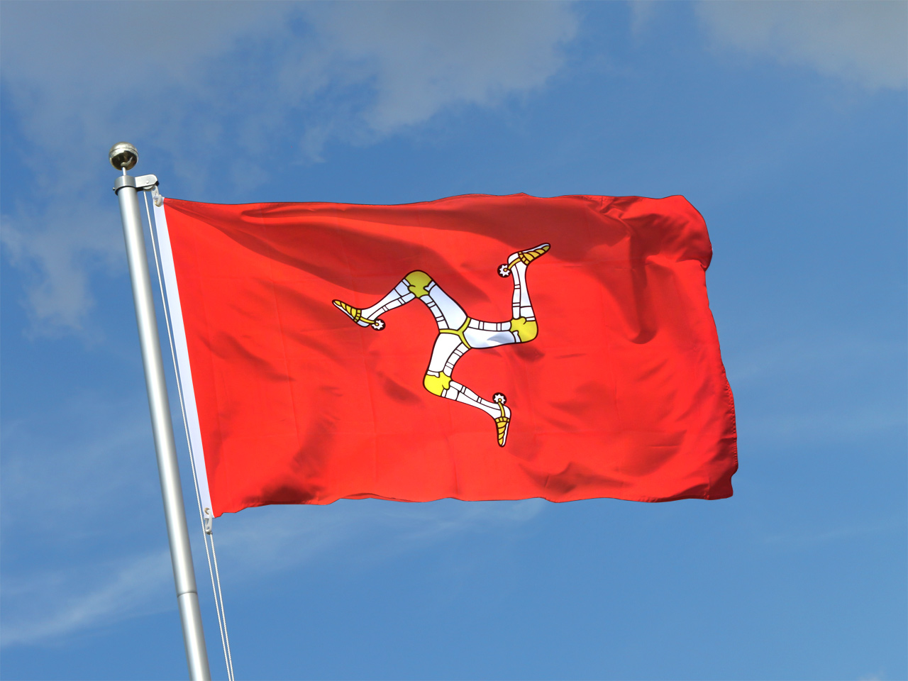 flagge isle of man