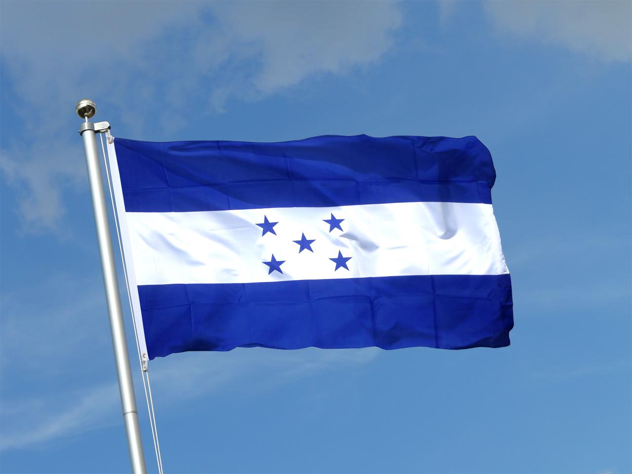 флаг гондураса фото для всей
