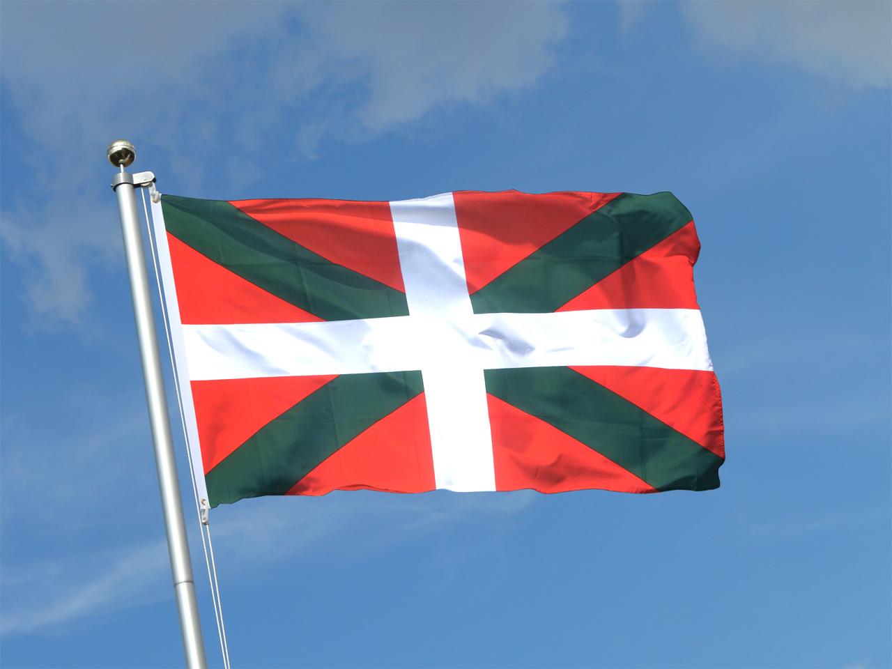 Spanien baskenland fahne kaufen 90 x 150 cm for Dekoration spanien