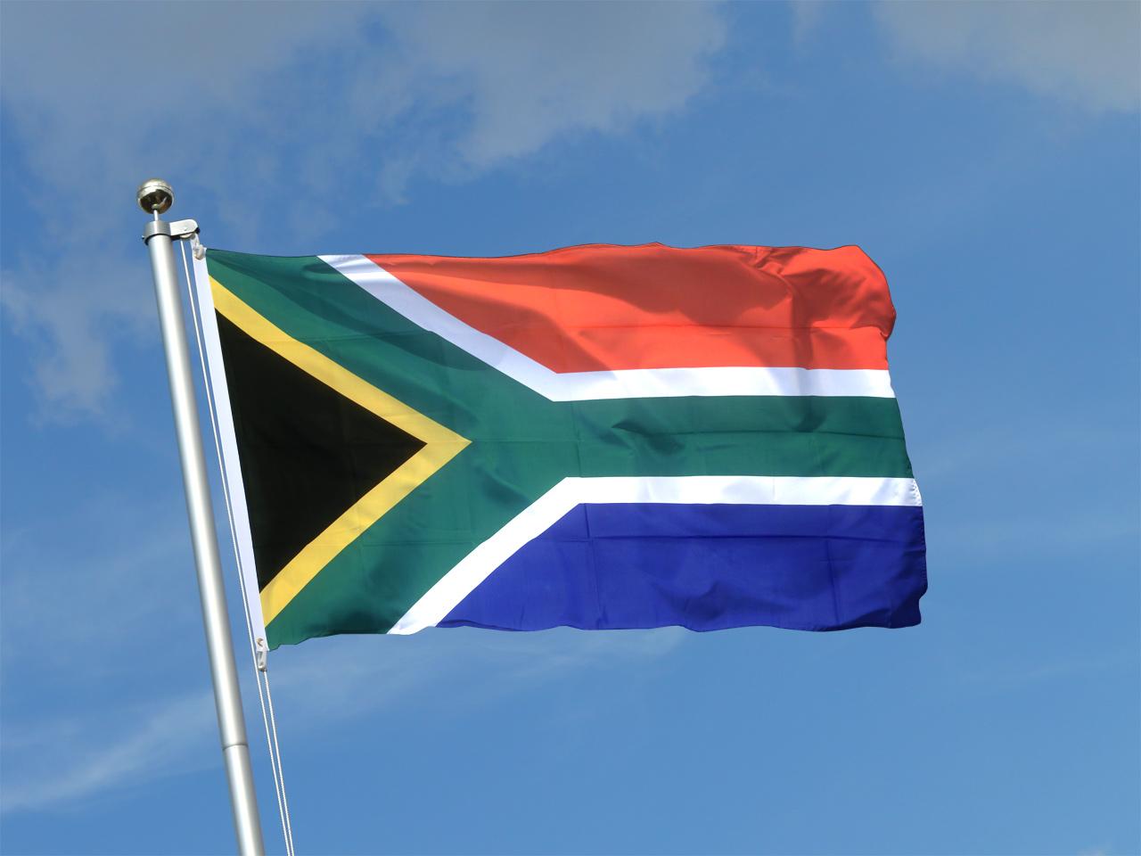acheter drapeau afrique du sud 90 x 150 cm monsieur drapeaux. Black Bedroom Furniture Sets. Home Design Ideas