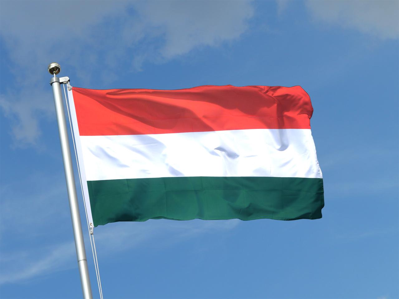 Ungarn Fahne Kaufen 90 X 150 Cm Flaggenplatz De