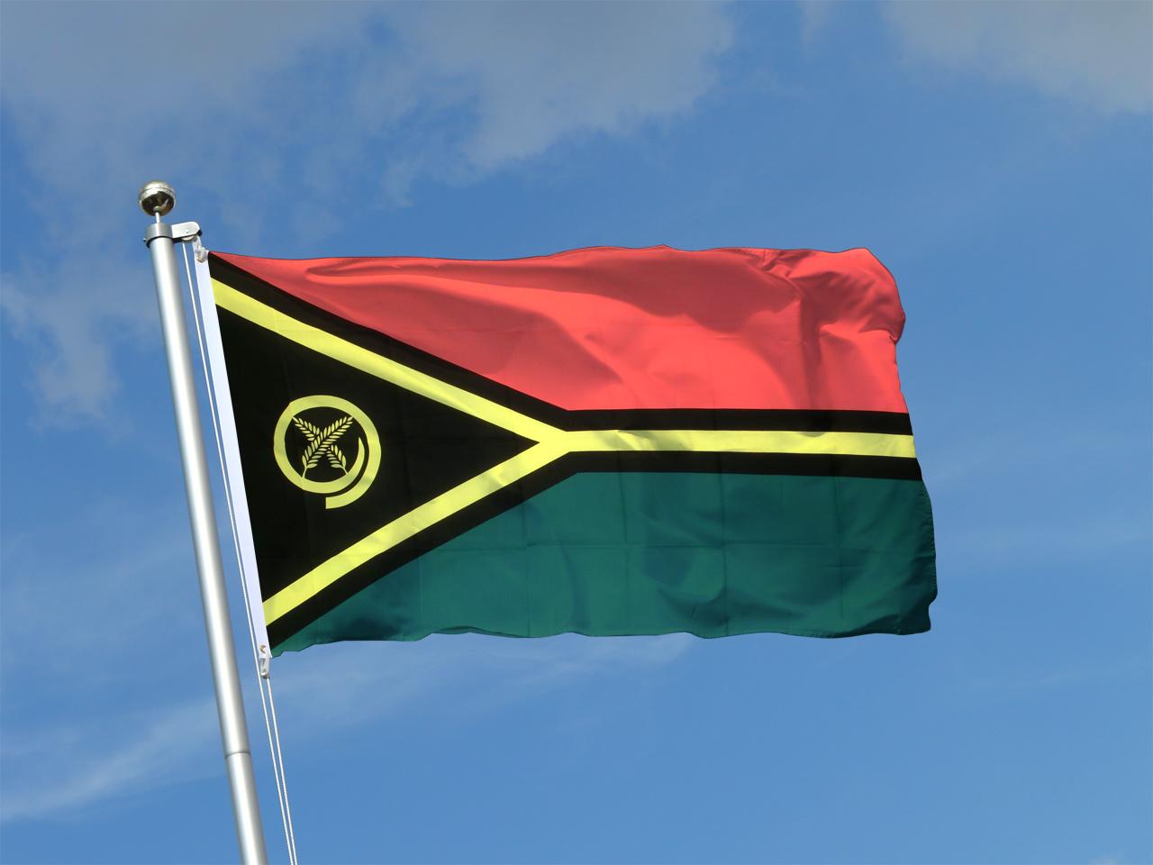 Vanuatu Flag for Sale - Buy online at Royal-Flags