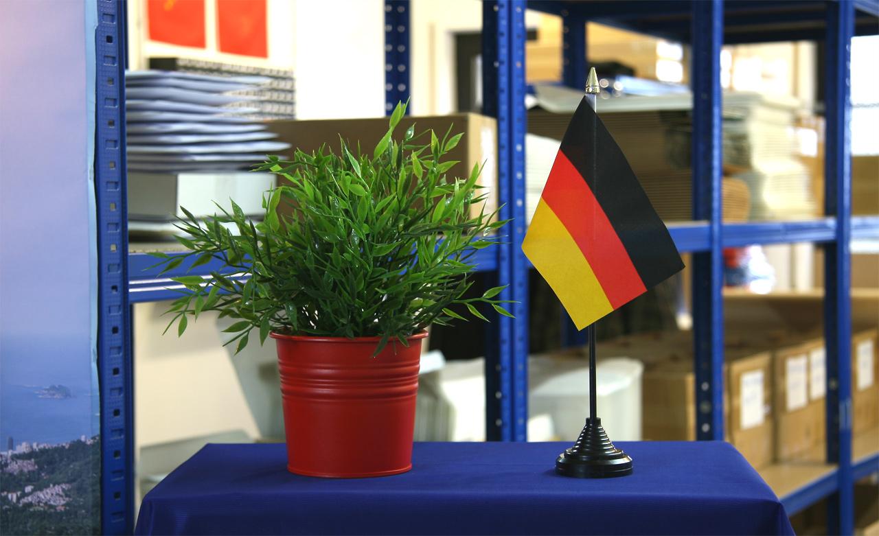 Tischflagge Starzach Fahne Flagge 10 x 15 cm
