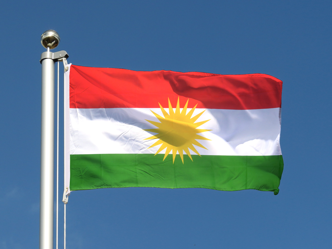 картинки с флагом курдистана что было так