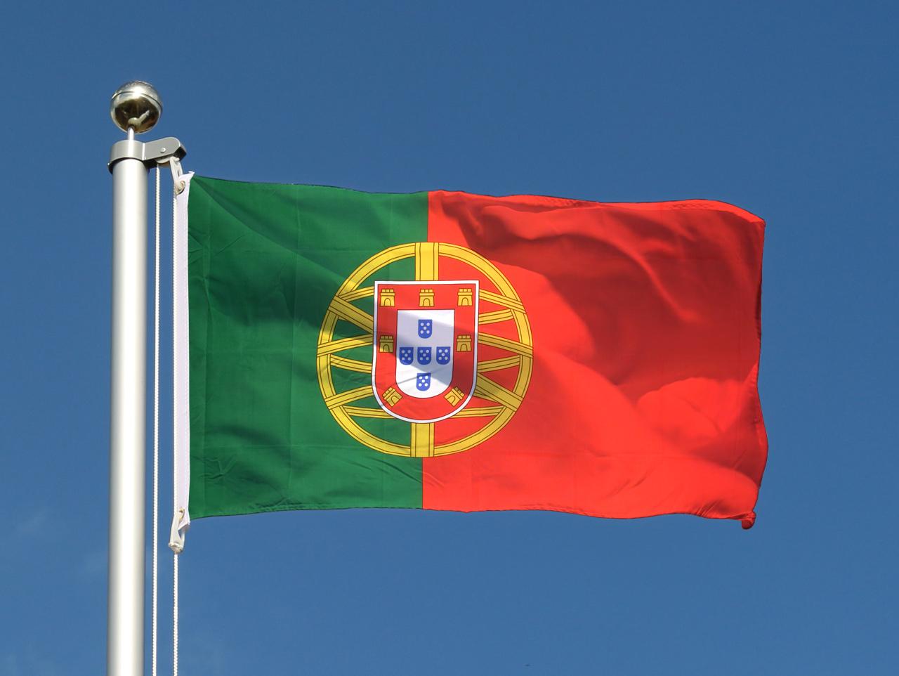 Acheter drapeau portugal pas cher 60 x 90 cm monsieur for Drapeau publicitaire exterieur pas cher