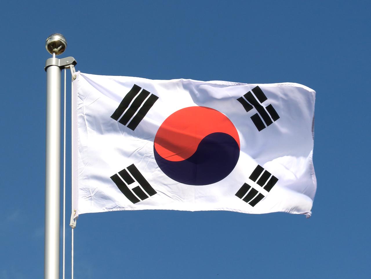 coree-du-sud-drapeau